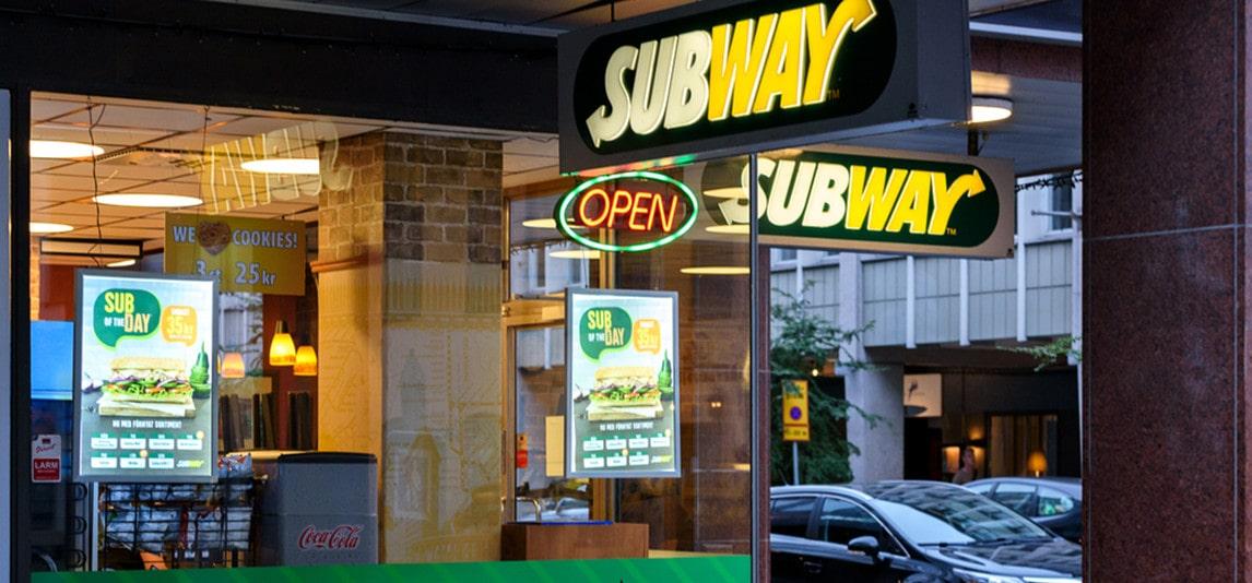 does subway accept ebt