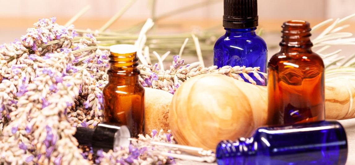 essential oils and aroma oils