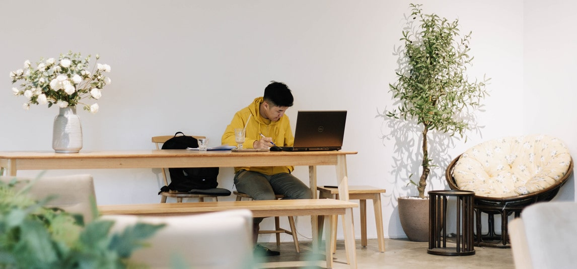 remote working affect physical health