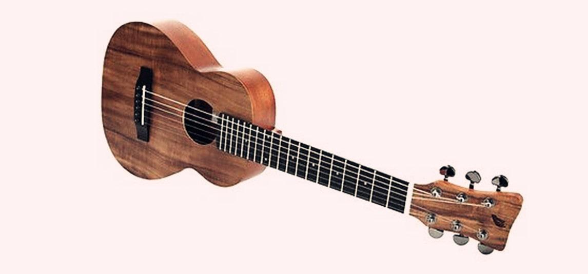 ¼ Sized Guitars