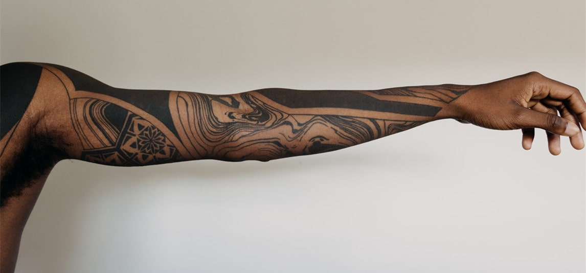 Polynesian Tattoo Placements