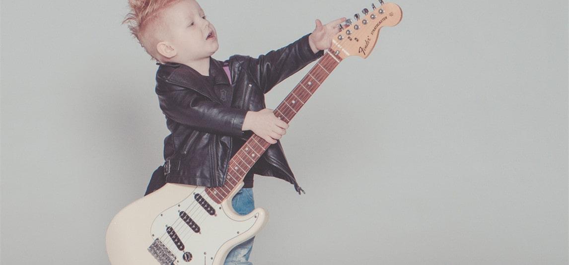 child play guitar