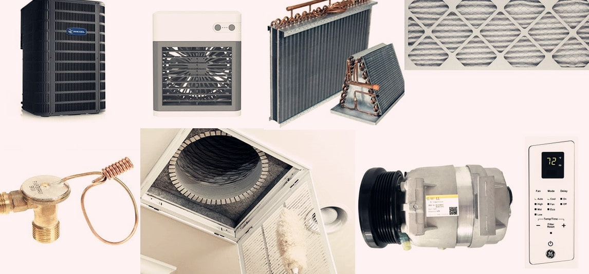 parts-of-an-air-conditioner