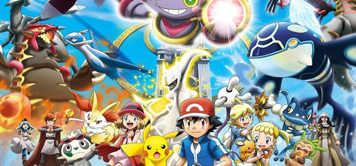Hoopa and The Clash of The Ages