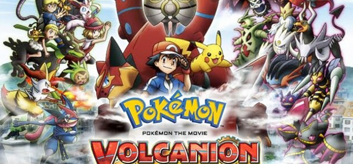 Volcanion and The Mechanical Marvel