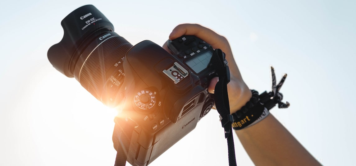 stay motivated by your photography