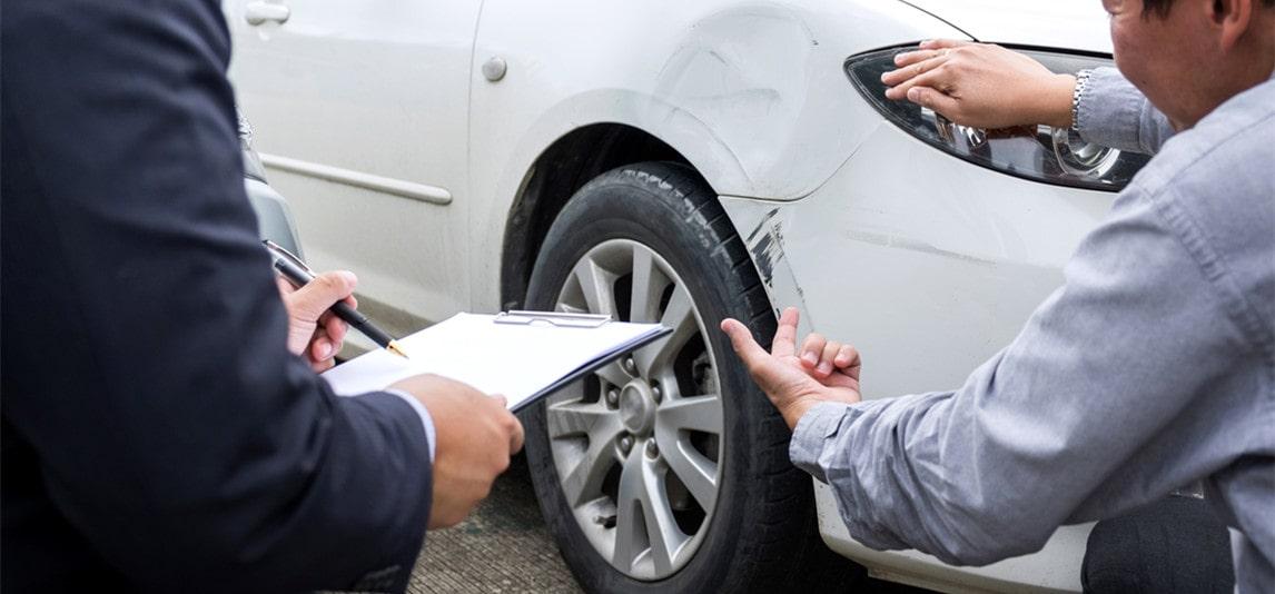 filing car insurance claim