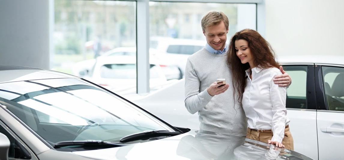 points to think when buying car