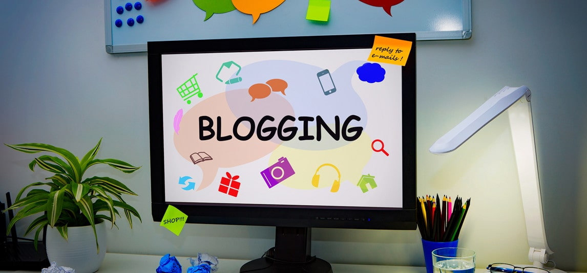 promote business with blogging