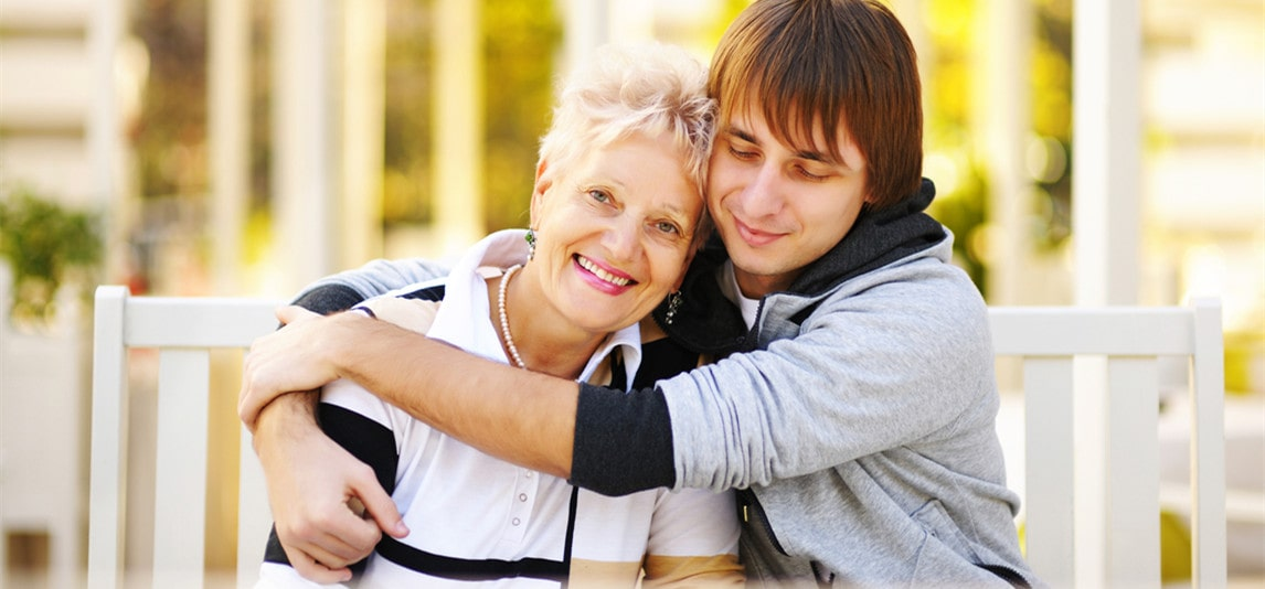 take care of aging parents