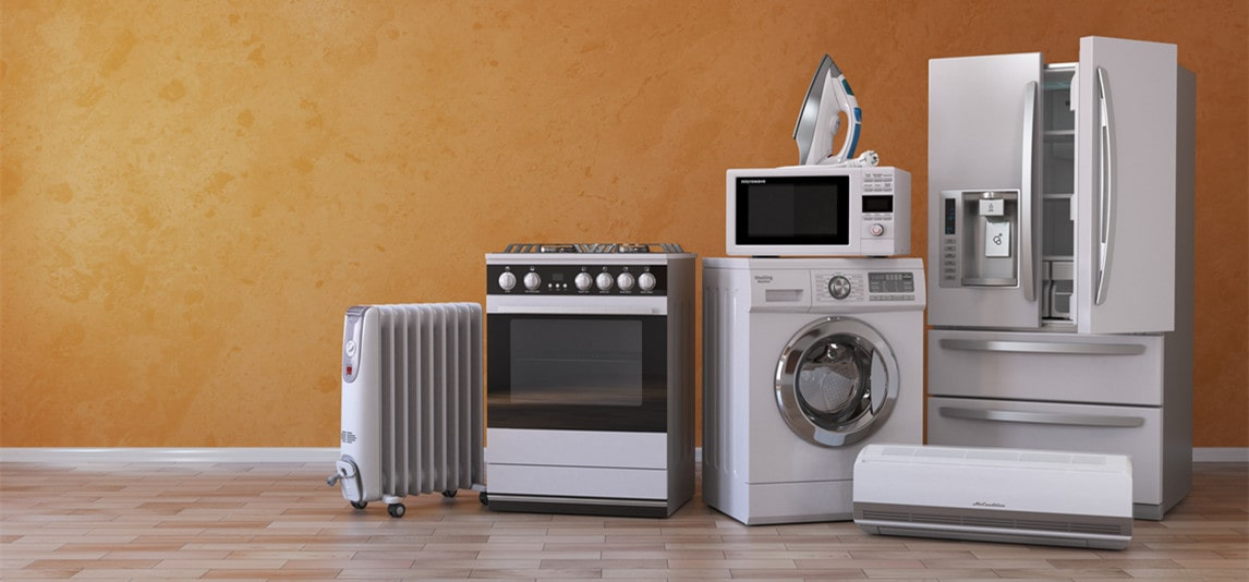 selecting electrical appliances