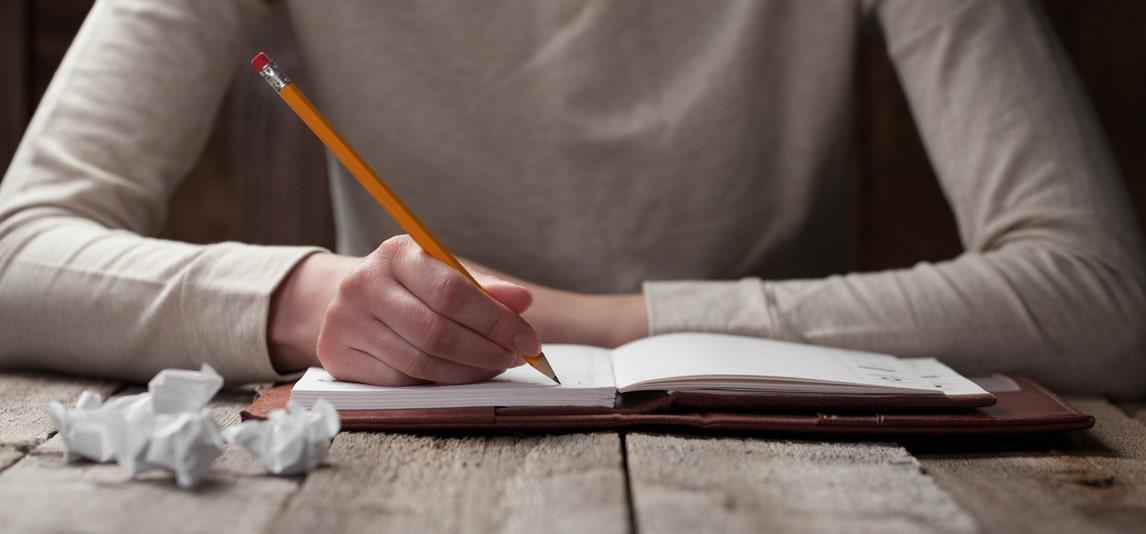 write a paper home clean
