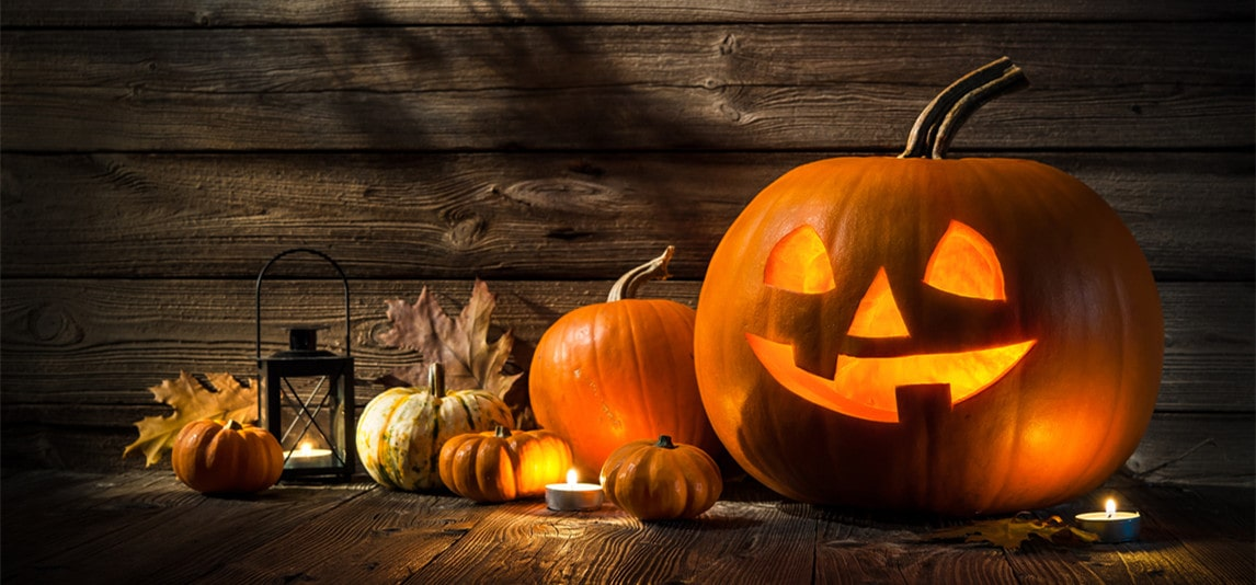 fall and halloween home fun